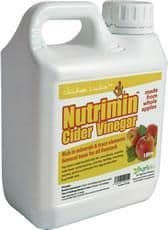 Chicken lickin nutrimin cider vinegar